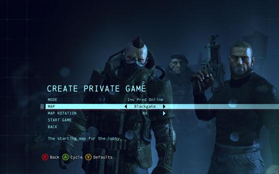 Batman Arkham Origins Multiplayer: Carte