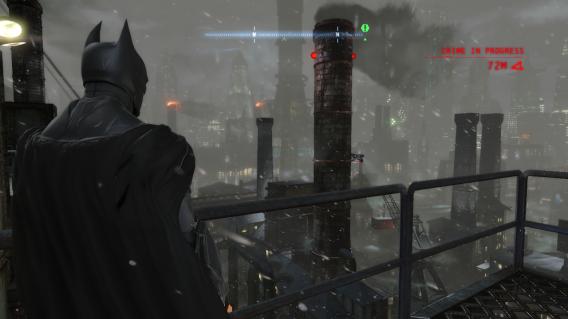 Batman Arkham Origins: Verbrechen im Gange