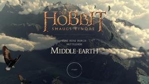 Google Maps für Mittelerde zu Hobbit – Smaugs Einöde veröffentlicht
