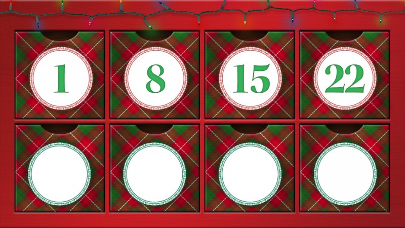 Advent, Advent, der Desktop brennt: Softonic-Adventskalender 2013