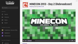 Minecraft erhält Streaming-Integration von Twitch
