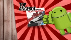 60 Prozent billiger: Need for Speed Most Wanted für Android im Angebot