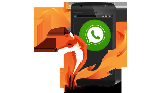 WhatsApp jetzt auch auf dem Firefox OS Handy nutzen mit Wassap