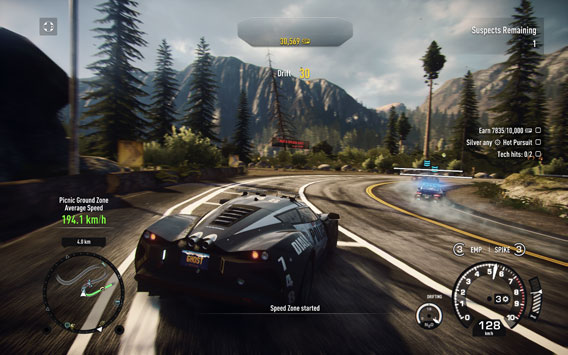 Need for Speed Rivals - Drift