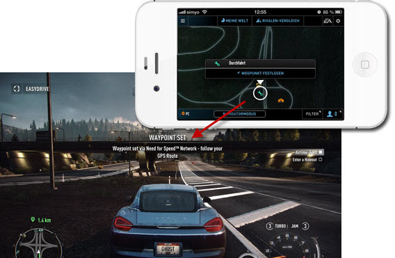 Need for Speed Rivals iPhone