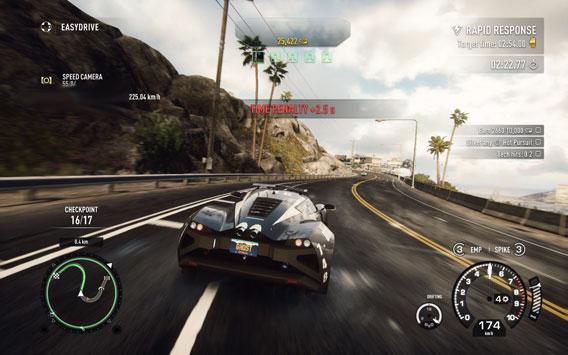 Need for Speed Rivals - Zeitstrafe