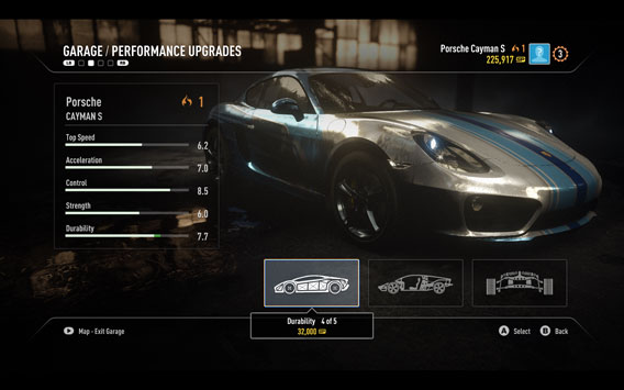 Need for Speed Rivals - Performance