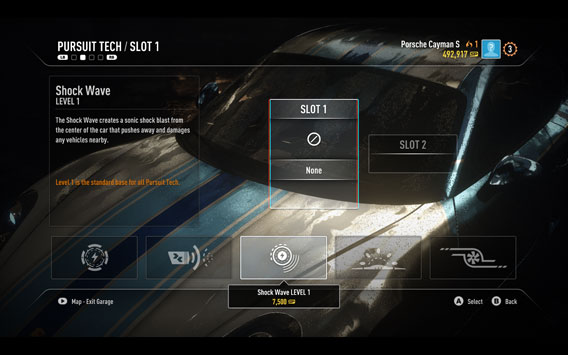 Need for Speed Rivals - Upgrades