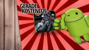 Gerade kostenlos: Official Speedway GP – das Motorrad-Rennen für Android