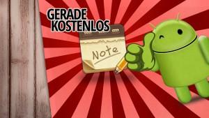 Gerade kostenlos: Android-Notizbuch SE Notepad Pro für Android