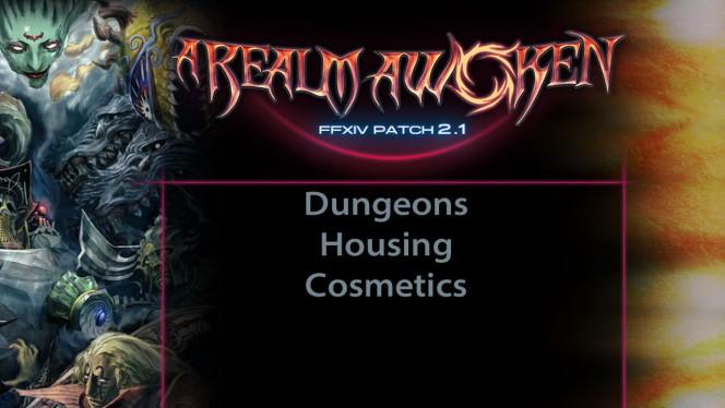 Vorschau auf Final Fantasy XIV Patch 2.1 - A Realm Awoken
