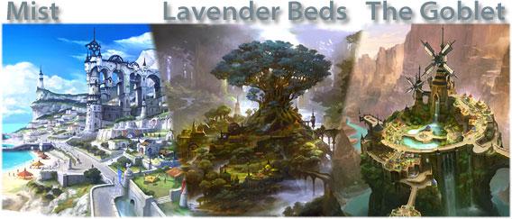 Final Fantasy XIV 2.1 - Housing Areas