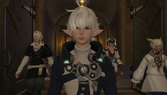 Final Fantasy XIV 2.1 - Main Story