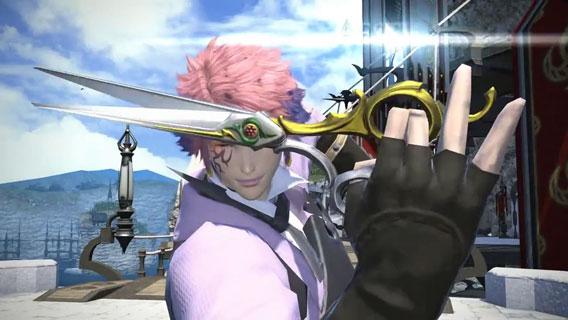Final Fantasy XIV 2.1 - Friseur