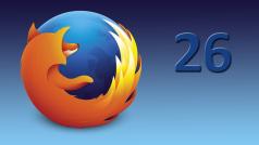 Firefox 26 steht zum Download bereit