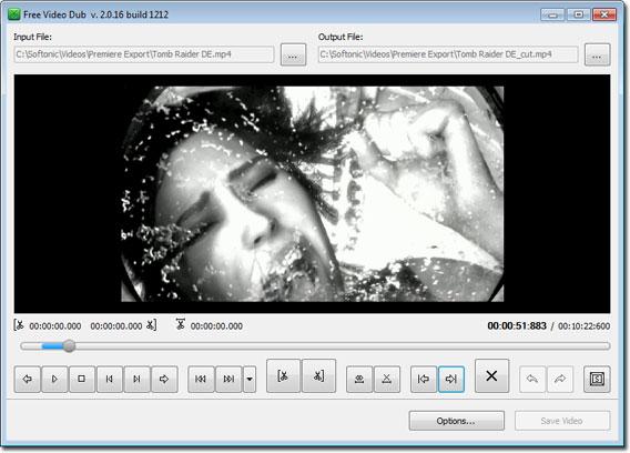 Quickly edit videos using free video dub free video dub ccuart Choice Image