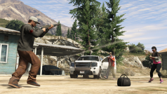 GTA Online – Neues Update bringt Capture the Flag-Modus