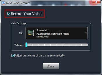 Let's Play - LoiLo Game Recorder Mikrofon