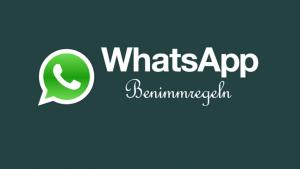 """WhatsApp-""""Knigge"""": So chattet man richtig – die zehn besten Tipps"""