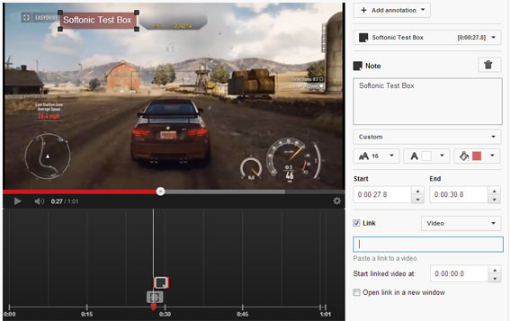 Add annotations to your videos