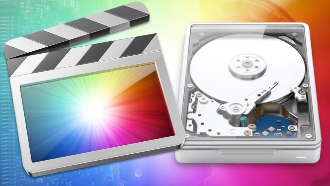 Final Cut Pro X - Festplatte von Renderdateien befreien