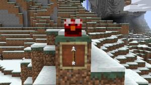Minecraft-Update bringt brennende Büsche und Knöpfe an der Decke