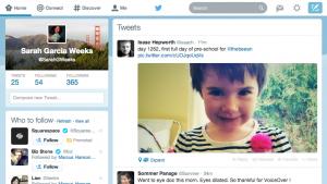 Twitter passt Design der Webseite an Android- und iOS-App an