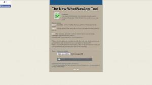 WhatsApp: Alte Chats bequem auf dem PC lesen
