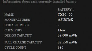 Powercfg: Der versteckte Batterie-Report von Windows 8