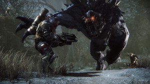 Erstes Gameplay-Video zum Multiplayer-Shooter Evolve ist da