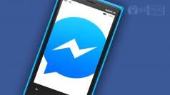 Facebook Messenger für Windows Phone angekündigt