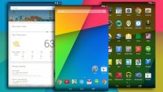 Google Now Launcher für Nexus-Geräte erhältlich