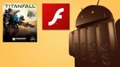 Android 4.4 und Windows 8 wachsen langsam, Sicherheitslücke im Adobe Flash Player