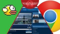 Firefox-Update, Android-Apps auf dem Windows Phone und falsche Online-Rechnungen von Congstar