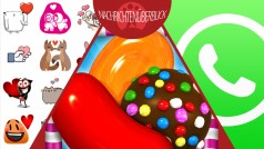 Neue Facebook Sticker, Shazam spioniert Nutzer aus, Candy Crush Update bringt Welpen