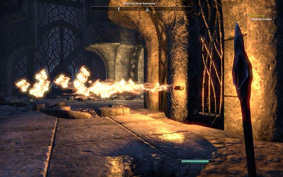 Elder Scrolls Online - Trappole