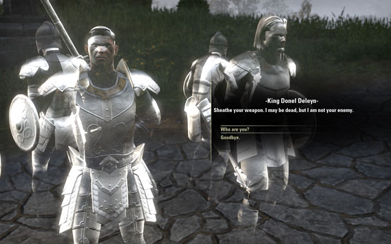 Elder Scrolls Online - Fantasmi