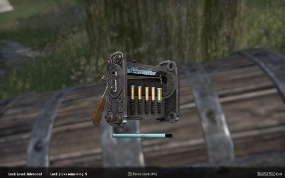 Elder Scrolls Online - Grimaldello
