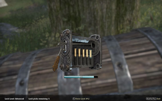 Elder Scrolls Online - Lockpick