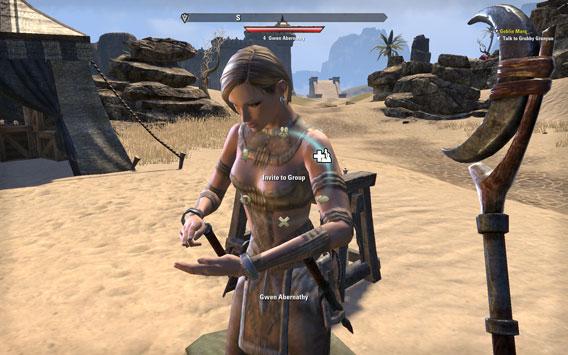 Elder Scrolls Online - Commercio