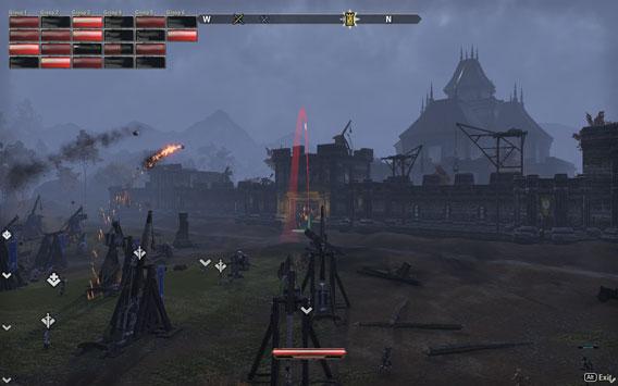 Elder Scrolls Online - PvP Siege