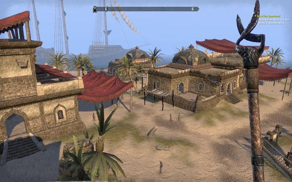 Elder Scrolls Online - Scenery