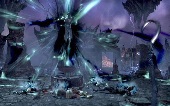 Elder Scrolls Online - Past
