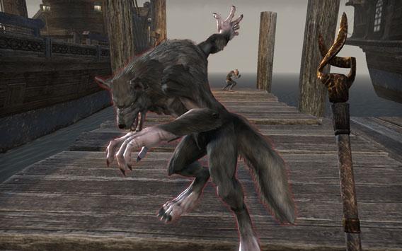 Elder Scrolls Online - Il lupo mannaro