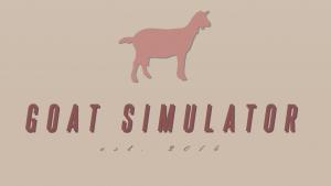 Einmal eine Ziege sein – der Goat Simulator kommt