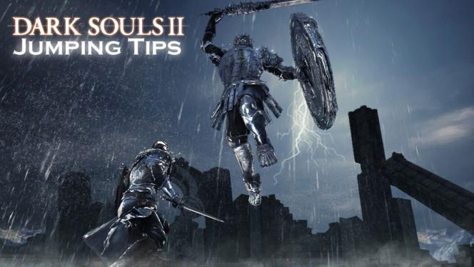 Richtig springen in Dark Souls 2