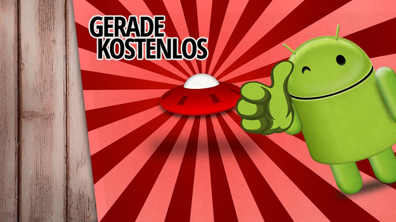 Arcade Tower Defense Spiel Saucer Wars für Android gerade kostenlos