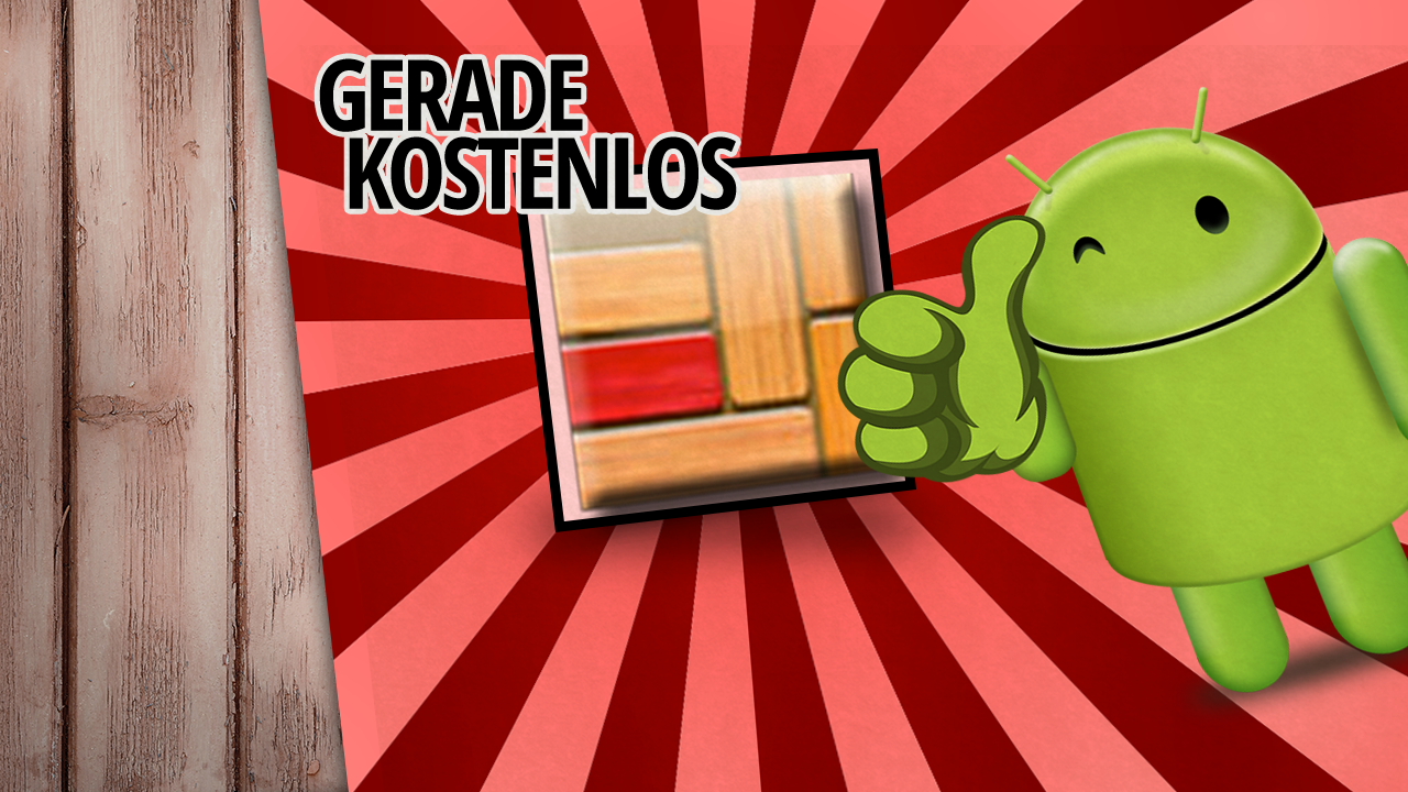 Puzzlespiel für Könner: Unblock Me gerade kostenlos im Play Store