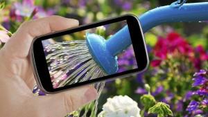 Frühlingszeit – Gartenzeit: Garten planen und pflegen mit Software und Apps