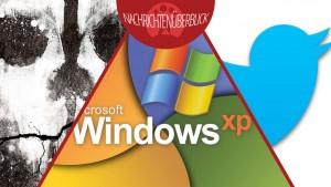 PCmover hilft beim Windows XP-Upgrade, Twitter setzt versehentlich Passwörter zurück, Call of Duty 4-Video